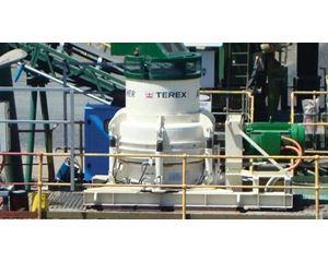 Terex TC1000 Crushing Plant