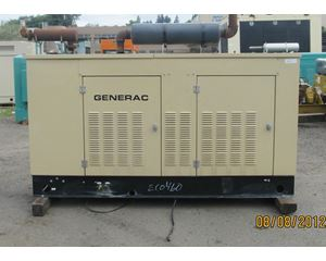 Generac 99A02228S Generator Set