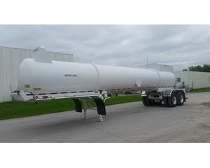 COMPTANK 5700 FRP DOT 412 Chemical / Acid Tank Trailer