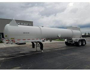 COMPTANK Chemical / Acid Tank Trailer