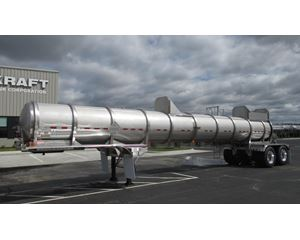 Polar 3500 DOT 412 CHEMICAL TANKER $81,900 FET INCLUDED Chemical / Acid Tank Trailer