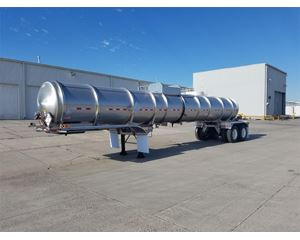 Polar 5000 DOT 407 IN STOCK NOW Chemical / Acid Tank Trailer