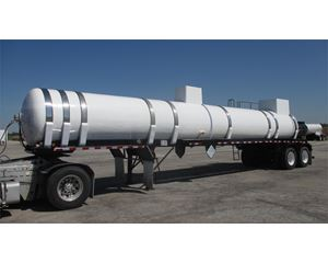 Tankcon Chemical / Acid Tank Trailer