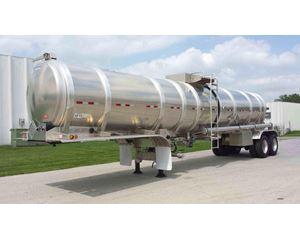 Mueller 8400 GALLON CRUDE OIL TANKER DOT 407 $55,000 FET INC Crude Oil Tank Trailer
