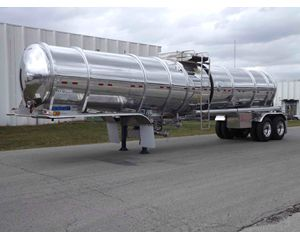 PAUL MUELLER Crude Oil Tank Trailer