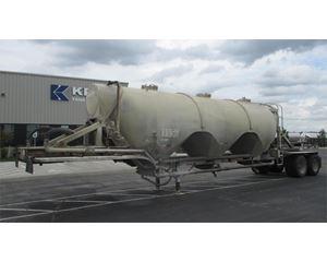 Heil 1000 Dry Bulk / Pneumatic Tank Trailer