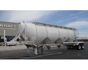 Heil 1600 FOOD GRADE DRY BULK TRAILER Dry Bulk / Pneumatic Tank Trailer