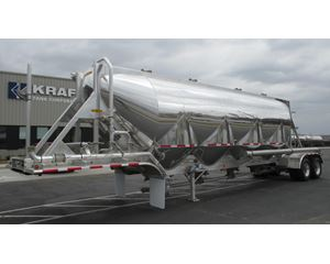 J & L FOOD GRADE 1636 IN STOCK Dry Bulk / Pneumatic Tank Trailer