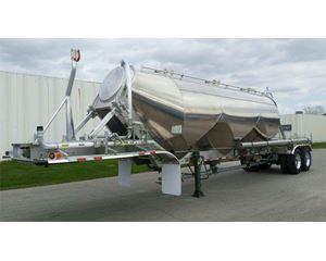 Polar 1000 DRY BULK TRAILER $62,600 FET INC Dry Bulk / Pneumatic Tank Trailer