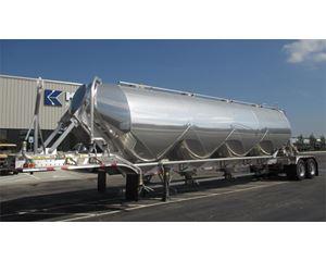 Polar FOOD GRADE 1675 $1250 PER MONTH! Dry Bulk / Pneumatic Tank Trailer