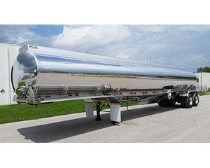 Polar DOT 406 Gasoline / Fuel Tank Trailer
