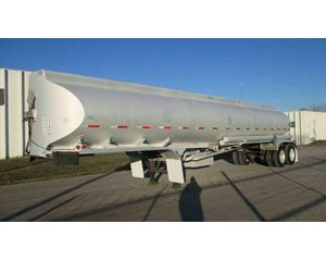 VIM 9000 X 4 MC 306 Gasoline / Fuel Tank Trailer