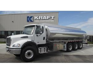 Freightliner BUSINESS CLASS M2 112 Gasoline / Fuel Truck