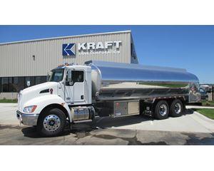 Kenworth T370 Gasoline / Fuel Truck