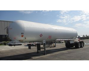 MISSISSIPPI Industrial Gas Tank Trailer
