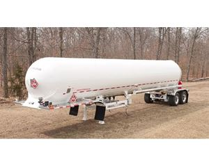 Polar NEXGEN MC 331 Transport Trailer Industrial Gas Tank Trailer
