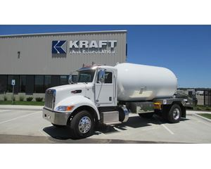 Peterbilt 337 WITH ARROW 3400 GALLON LPG Tank Truck