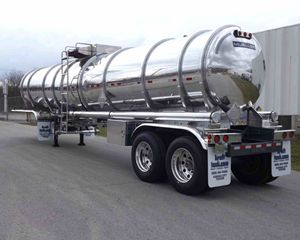 Mueller 8400 Crude Oil Tank Trailer