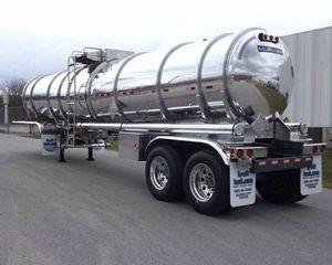 Mueller 8400 Crude Oil Tank Trailer