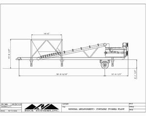 Rock Systems 802-RSI1 Aggregate / Mining Equipment