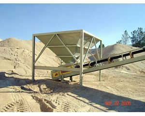 Rock Systems 103-10 Conveyor / Stacker