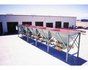 Rock Systems 108-5S Conveyor / Stacker