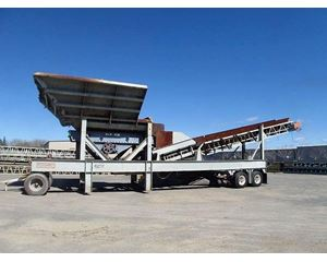 Rock Systems 404 Conveyor / Stacker