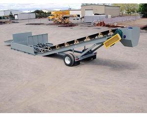 Rock Systems P104-LP Conveyor / Stacker