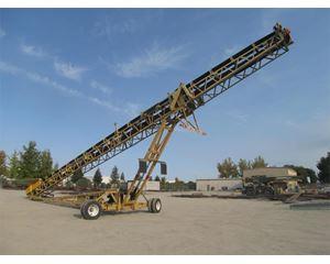 Trio 30x80 Conveyor / Stacker