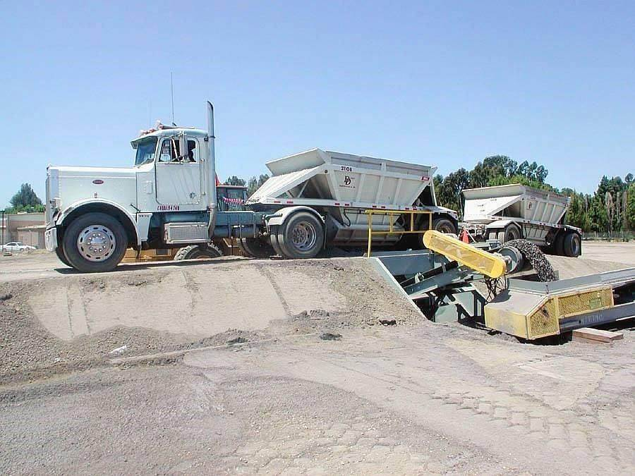 Rock Systems 104-A Conveyor / Stacker For Sale | Red Bluff