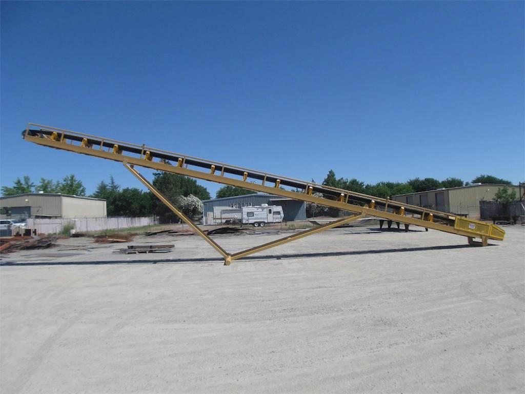 2019 Rock Systems 501-3660 Conveyor For Sale | Sacramento