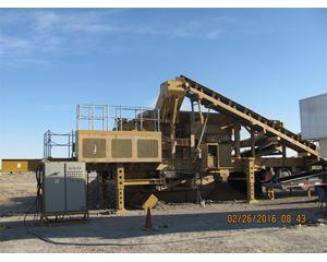 Trio APS4054 Crushing Plant