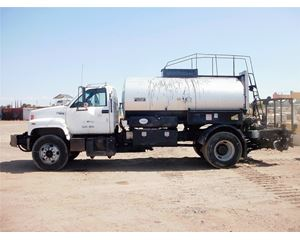 Chevrolet KODIAK C7500 Asphalt Tanker