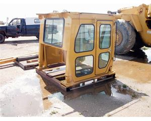 Kenco D6C Cab Enclosed Roll-over Protective Structure (EROPS)