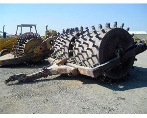 Southwest 1418 Compaction Wheel