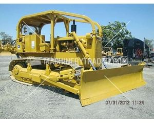 Caterpillar D6C Crawler Dozer