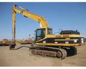 Caterpillar 330 Crawler Excavator