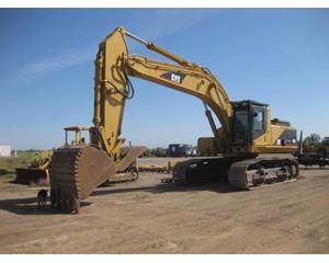Caterpillar 350L Crawler Excavator