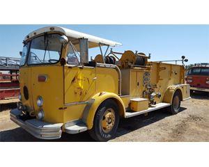 Crown FIRE COACH Fire Truck