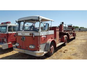Seagrave 900KT Fire Truck