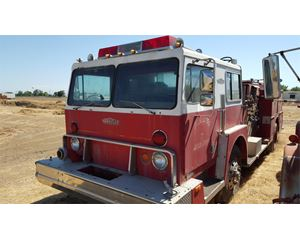 VANPELT CONV Fire Truck
