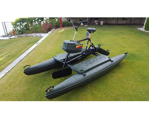 HYDRO BIKE PONTOON Fishing Boat