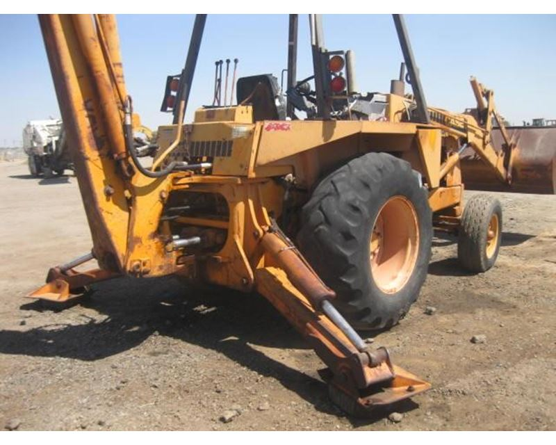 Case 580c Backhoe : Case c loader backhoe for sale madera ca