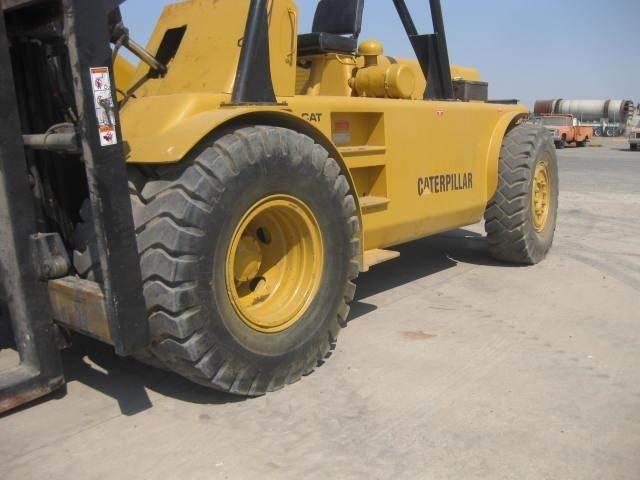 Caterpillar AH40 Mast Forklift