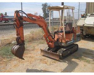 Takeuchi TB15 Mini Excavator