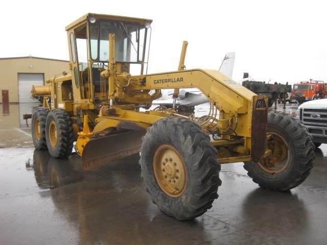 motolivellatrici grader Motor-Graders-Caterpillar-12G-10842064