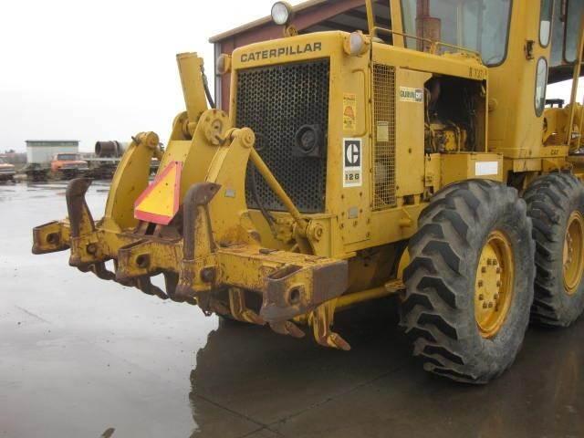 motolivellatrici grader Motor-Graders-Caterpillar-12G-10842069