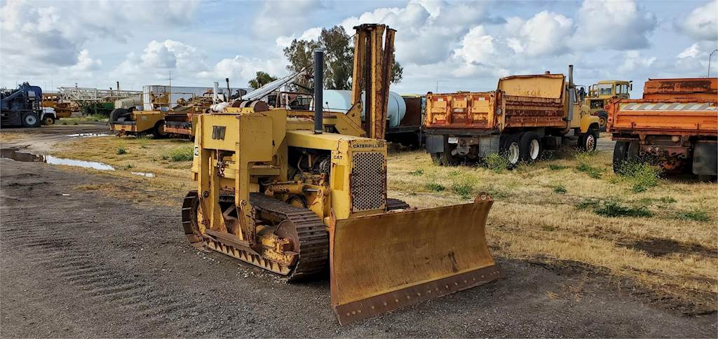1985 Caterpillar D3B Pipelayer For Sale, 3,712 Hours | Madera, CA | 9738 |  MyLittleSalesman com