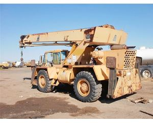 Grove RT58B Rough Terrain Cranes