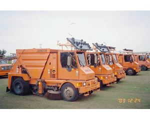 Johnston 4000 Sweeper / Vactor
